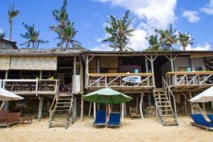 restaurants balangan beach bali