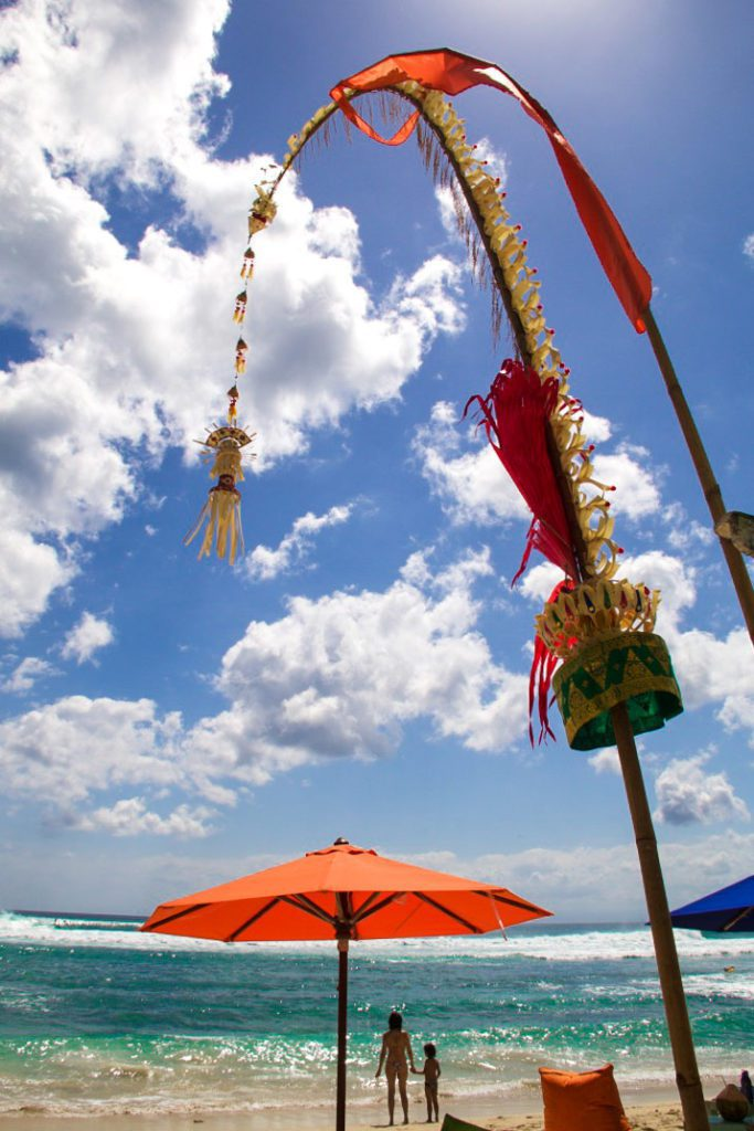 beach balangan the point restaurant bali