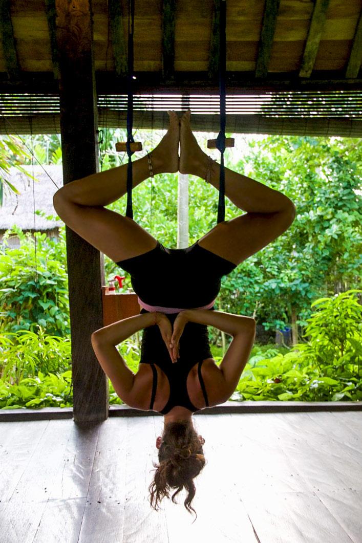 flyhigh yoga class desa seni canggu