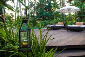 garden sandat glamping tents bali ubud