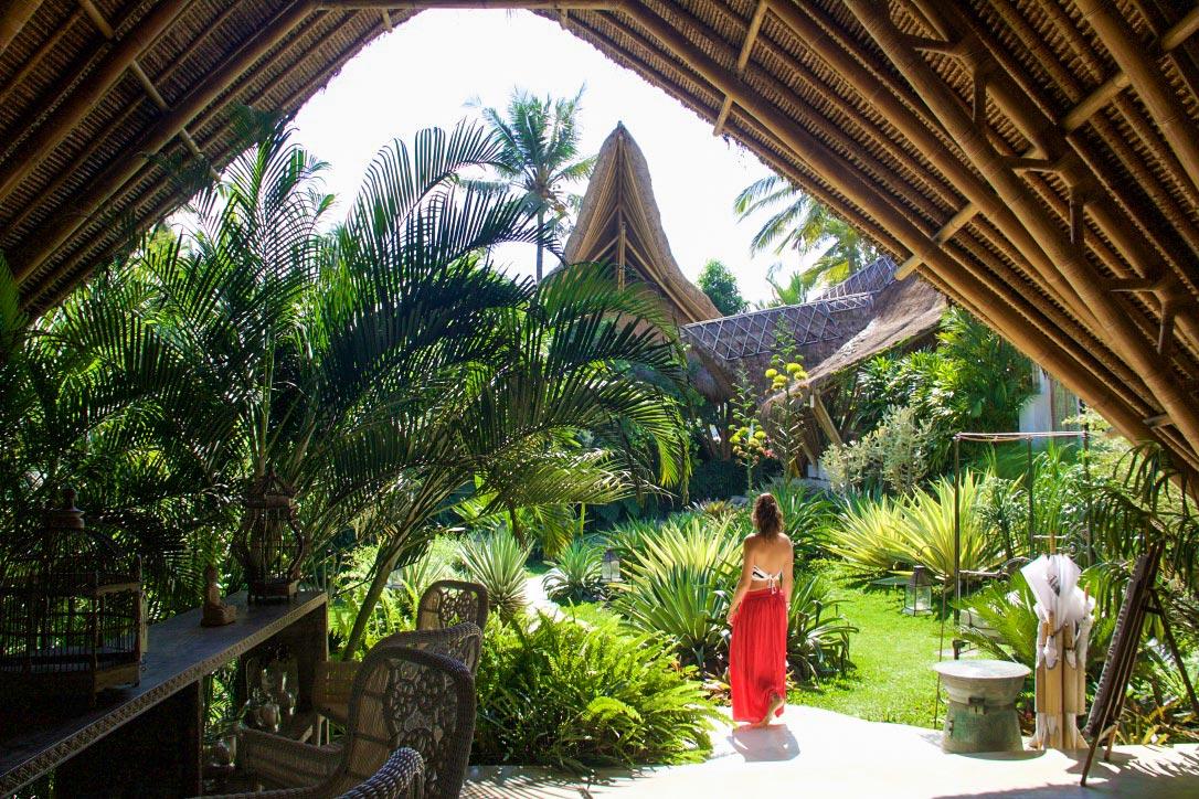 garden ubud sandat glamping tents
