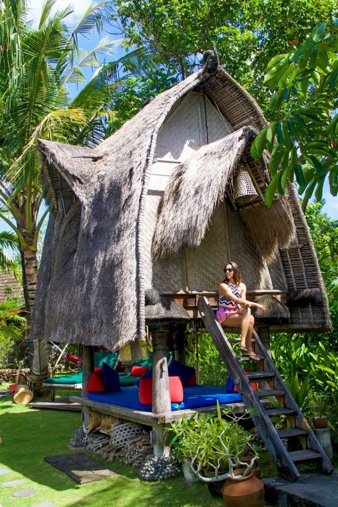 hut desa seni garden canggu bali