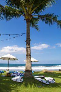 keramas beach surfboards bali