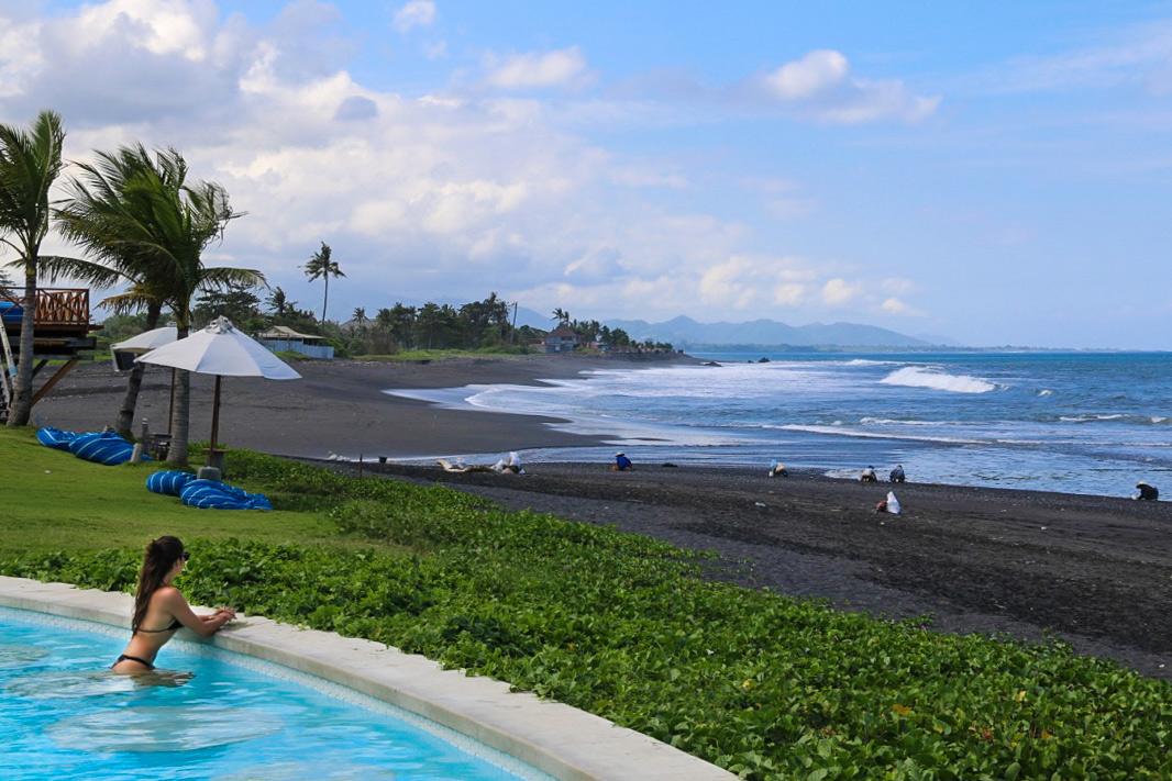 komune resort keramas beach bali