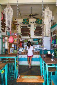 Poke Poke restaurant Canggu Bali