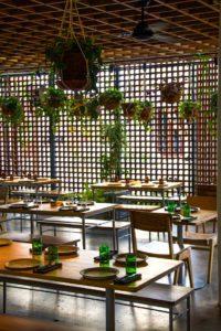restaurant the slow batu bolong canggu bali