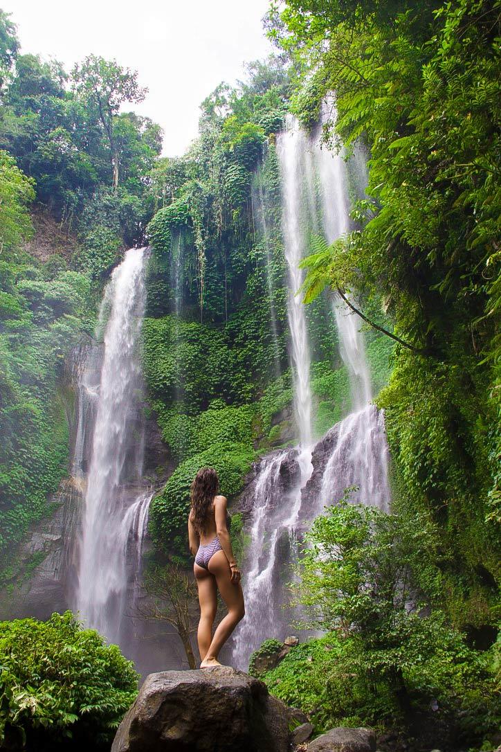 sekumpul waterfalls north bali