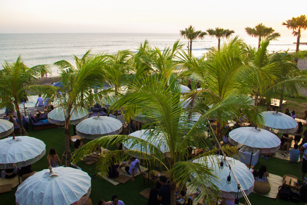 the lawn beach club canggu bali