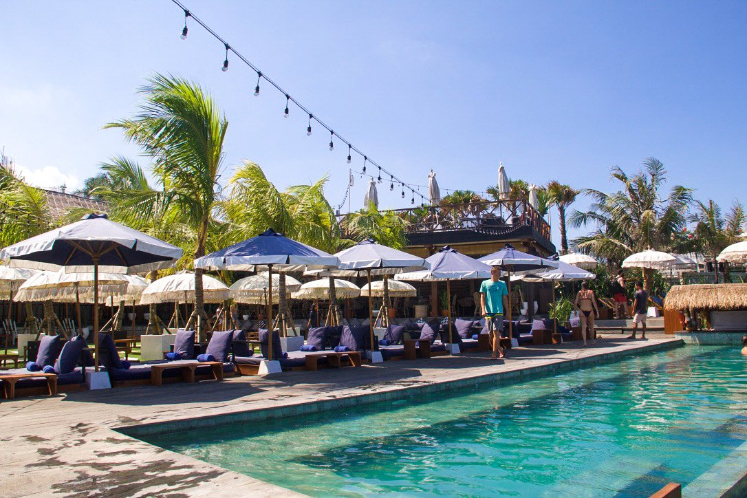 the lawn beach club canggu
