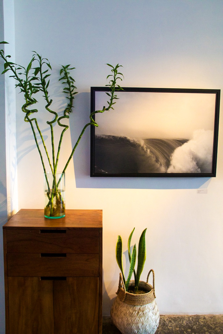 The Slow interior details in Canggu