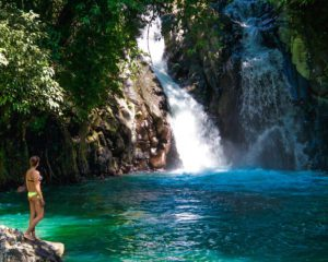 waterfall kadek sambangan north bali
