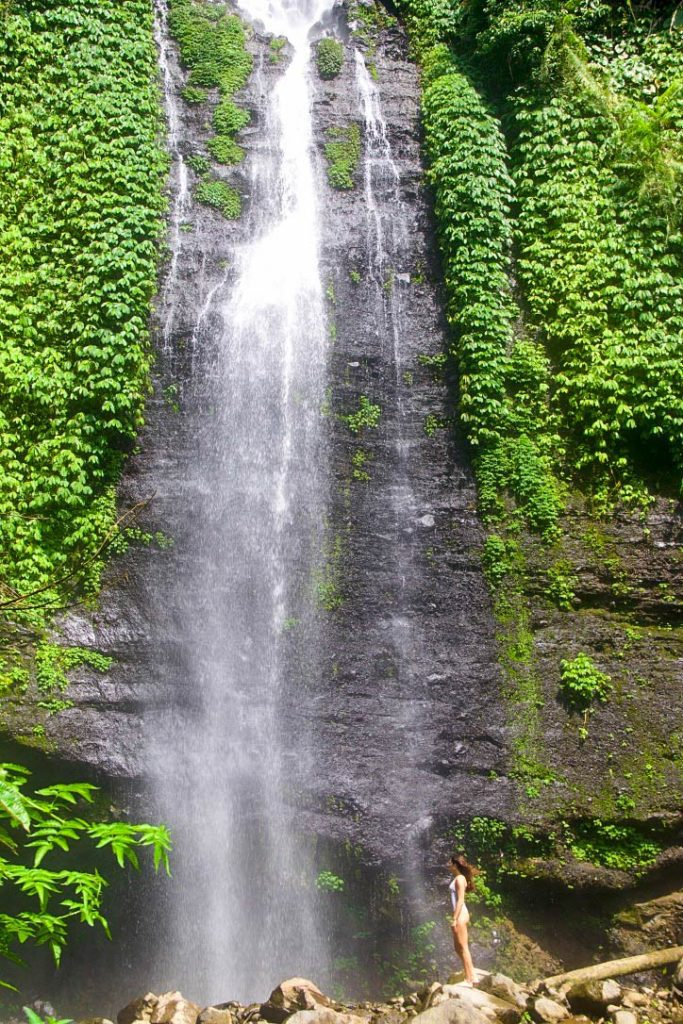 waterfall sekumpul north bali