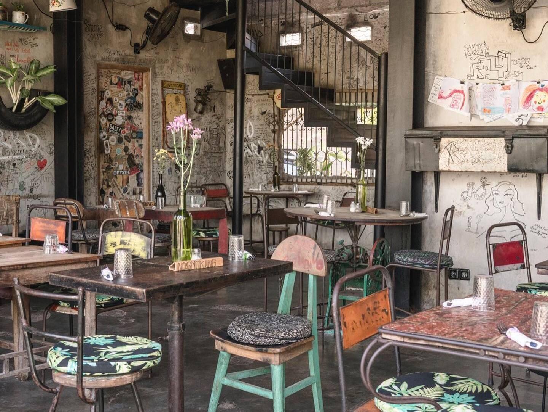 La Barraca italian restaurant in Canggu Bali