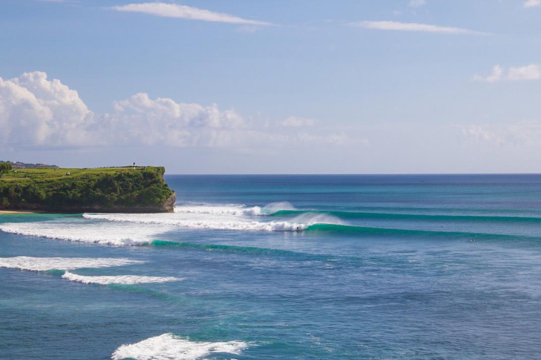 balangan beach waves surfing bali surf guide
