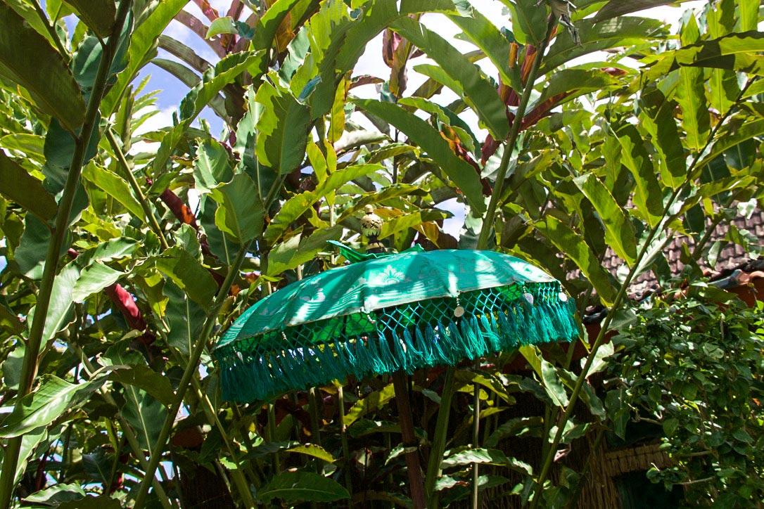garden desa seni bali umbrella canggu