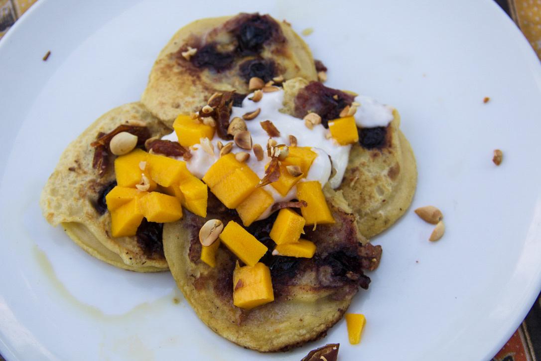 pancakes breakfast desa seni canggu bali