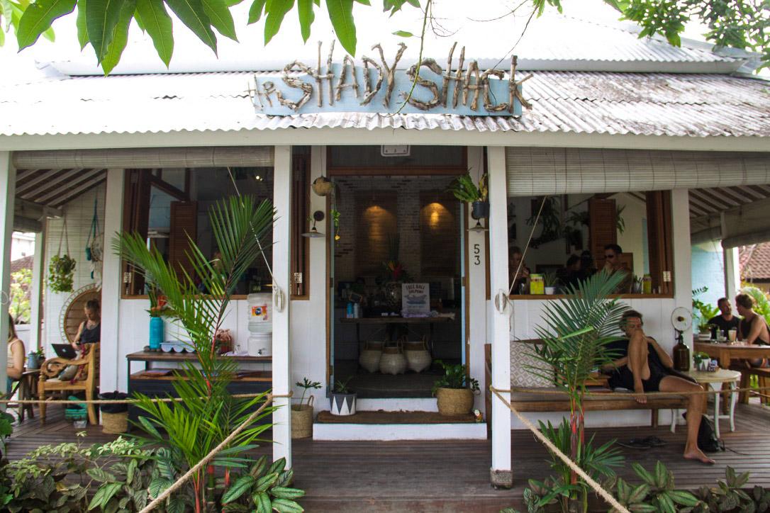 shady shack restaurant canggu bali