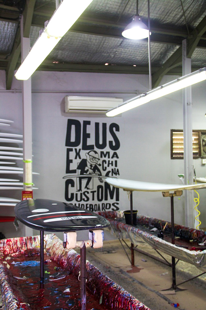 surf board shaping deus canggu bali