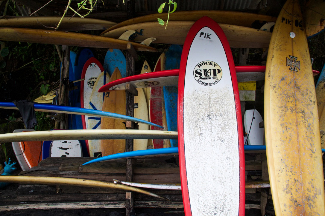 learn how to surf surfboards beach bali