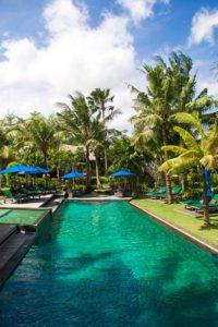 swimming pool desa seni canggu
