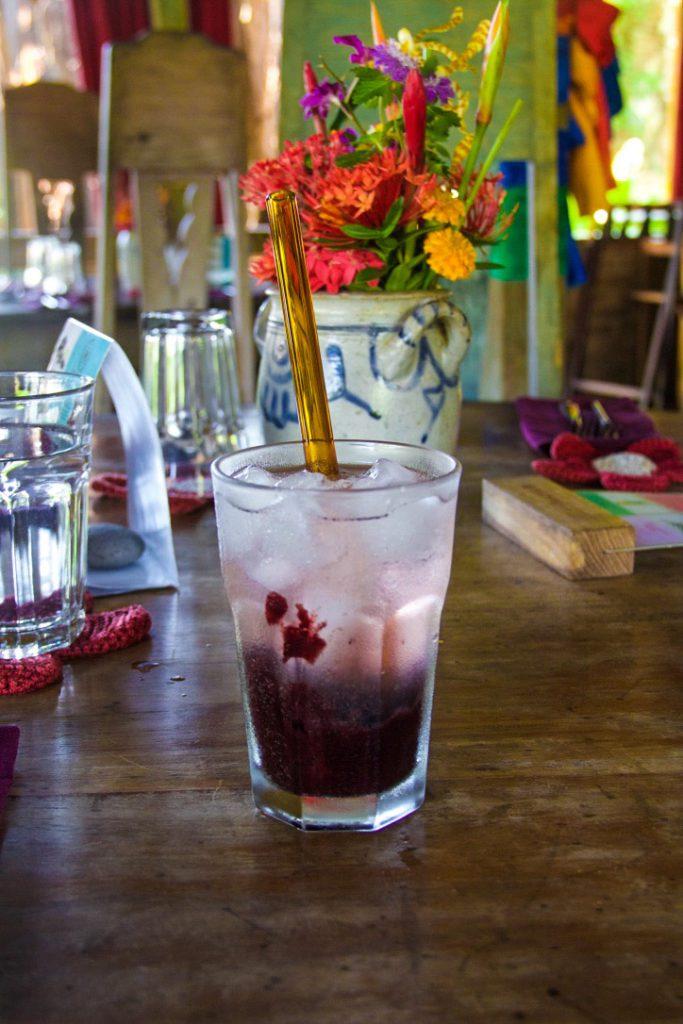 welcome drink desa seni canggu bali