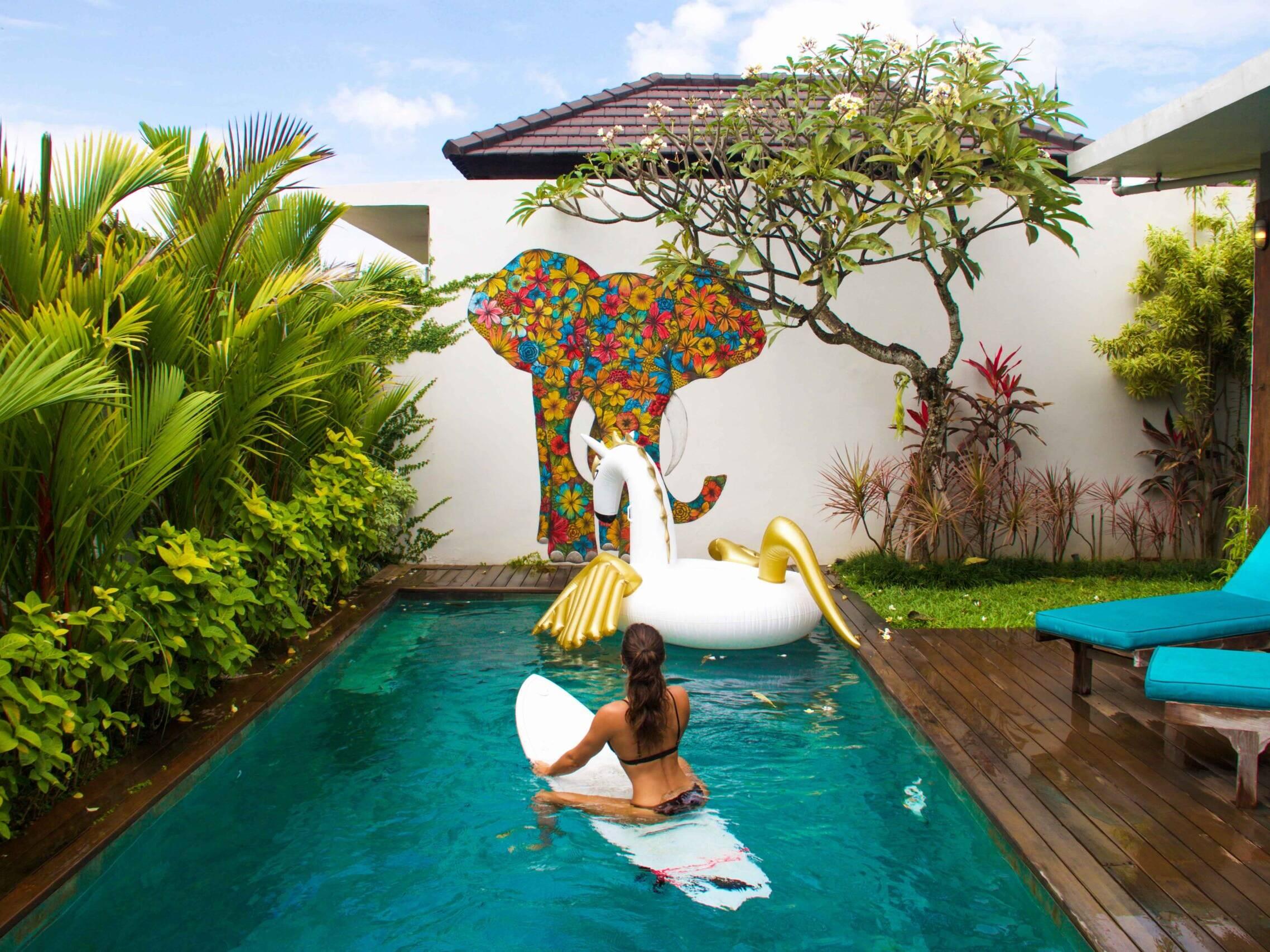 4quarters in Canggu Bali
