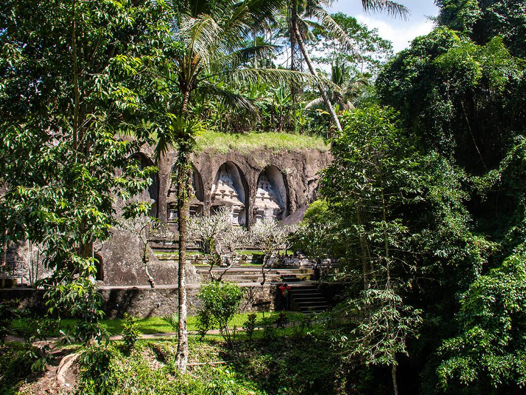 Gunung Kawi in Ubud Bali