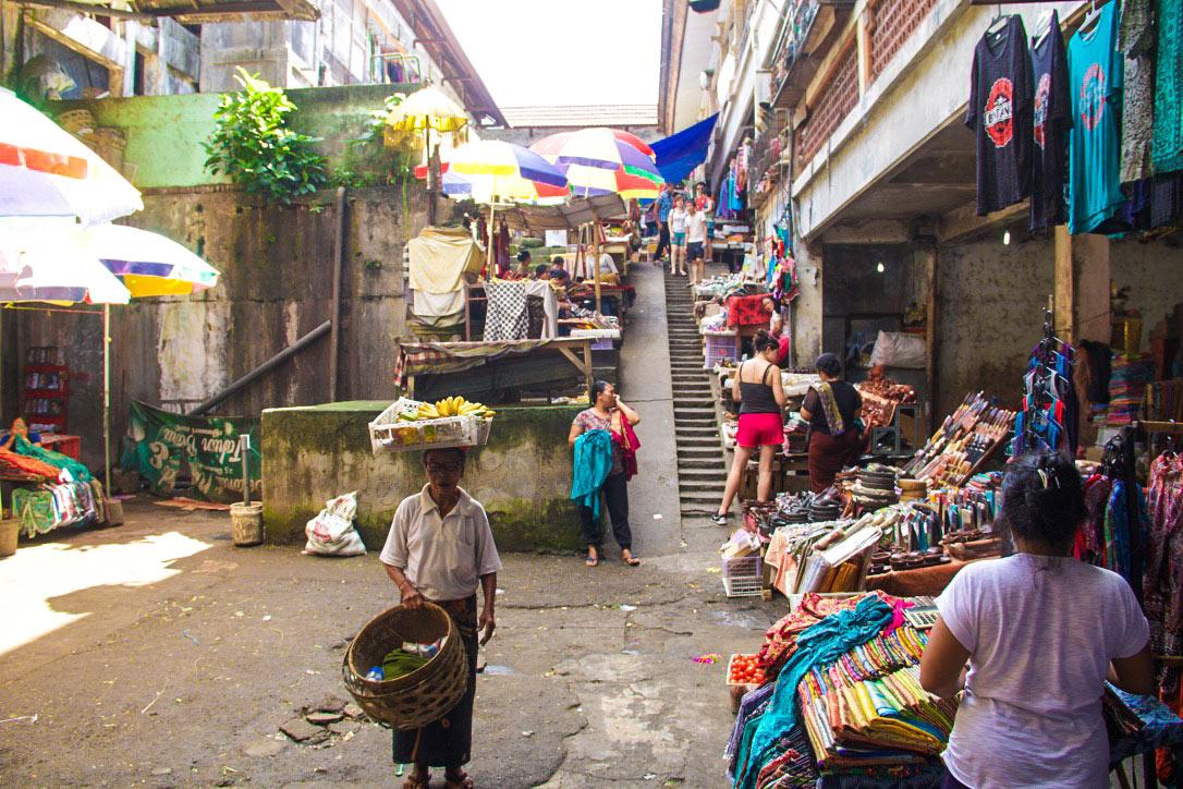 market ubud bali