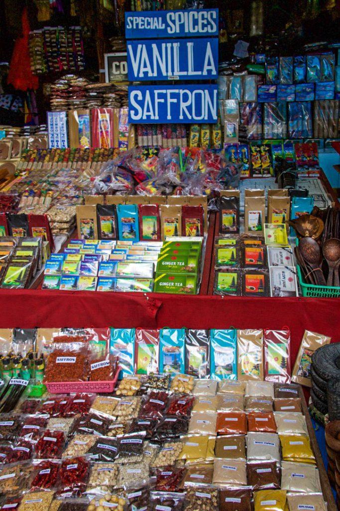 spices market ubud bali