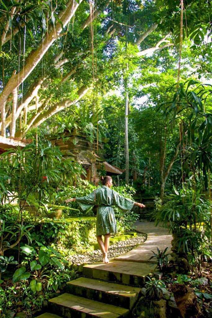 svarga loka wellness resort jungle ubud bali