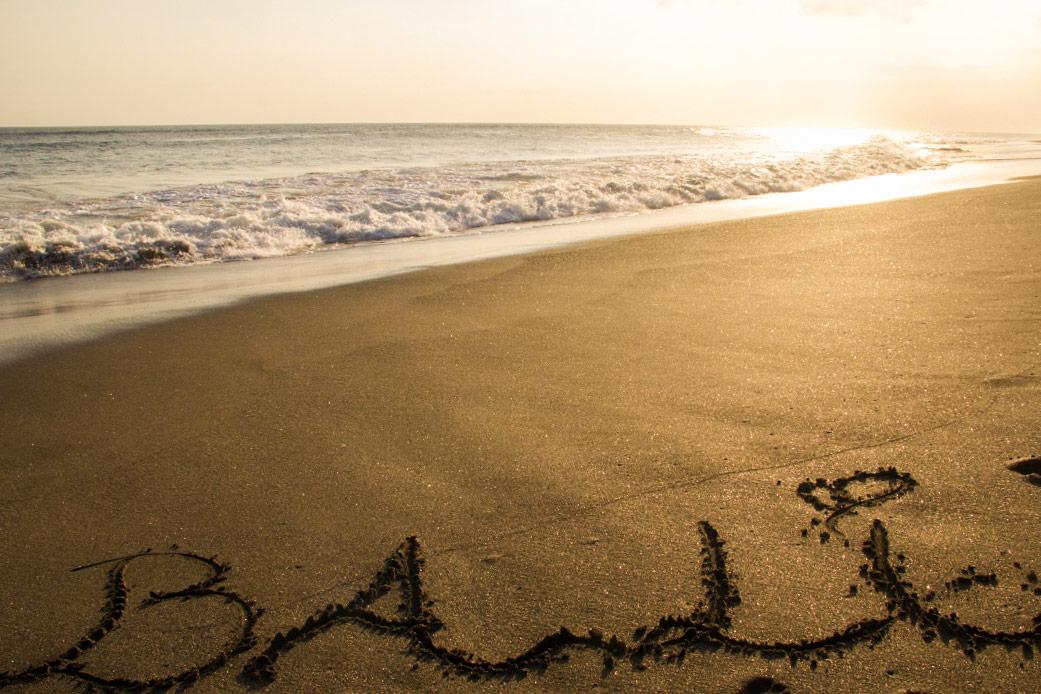 bali beach ocean kedungu