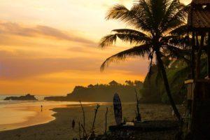 balian beach pondok pitaya surfing bali