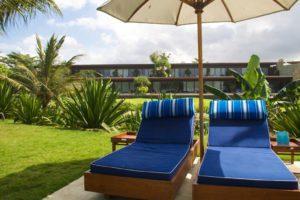 Komune resort in Keramas Bali