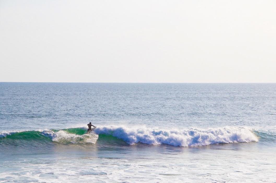 surfing bali kedungu beach