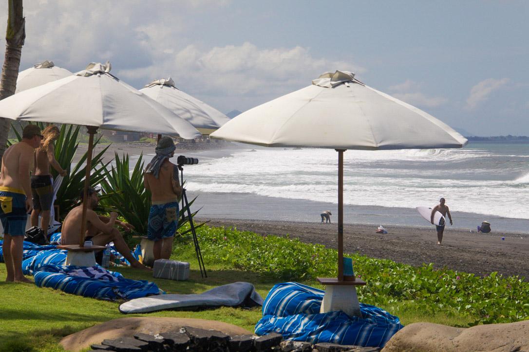 surfing keramas komune resort bali