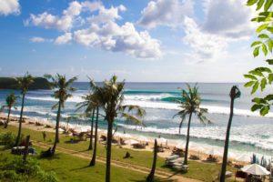 balangan waves surfing bali