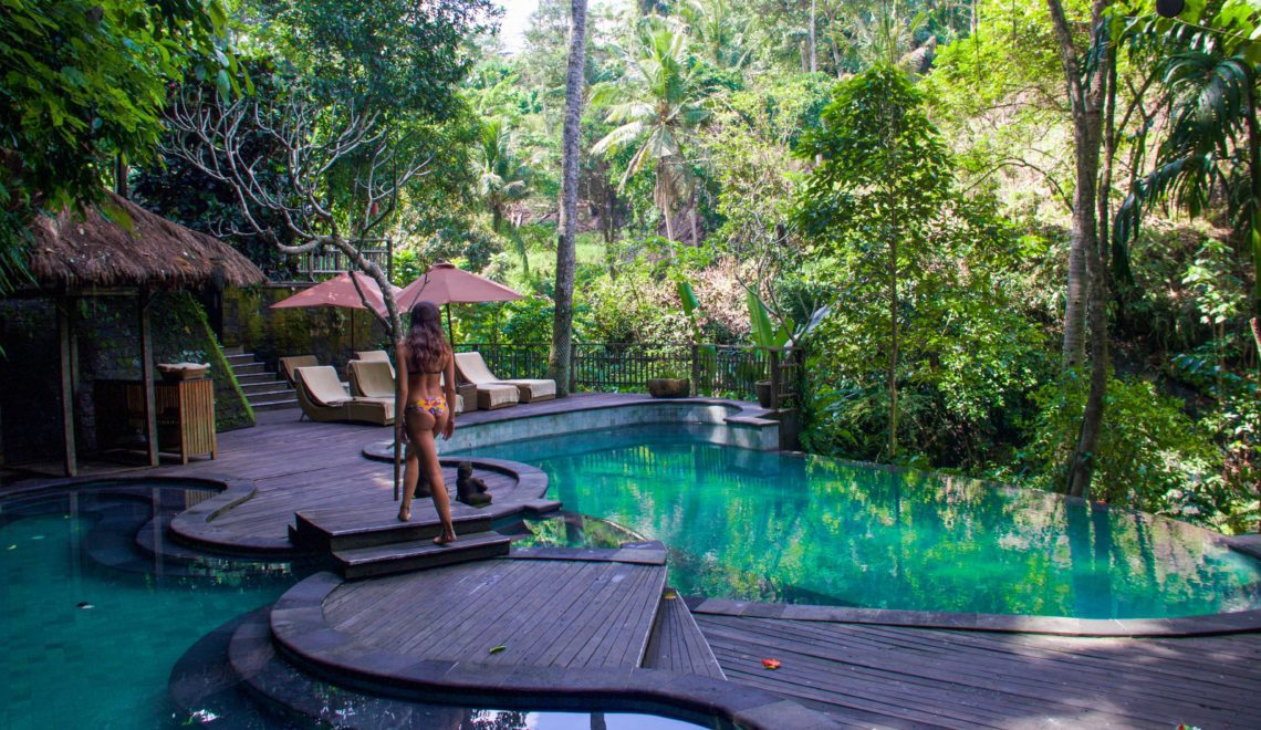 Svarga Loka: A jungle wellness resort in Ubud