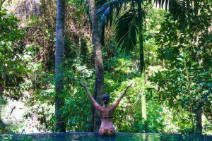 svarga loka wellness resort inifinity pool ubud