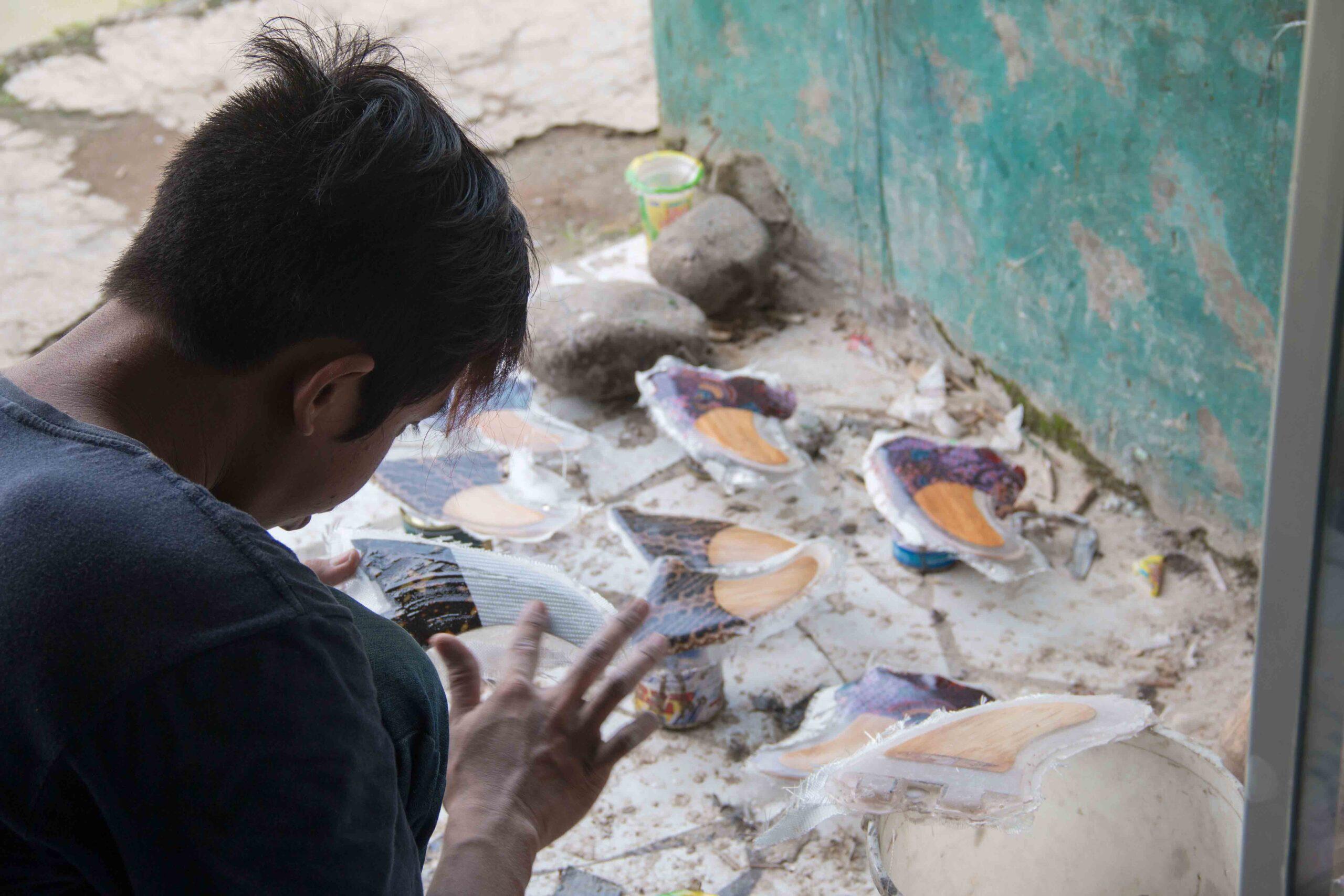 cimaja batik fins craft shop