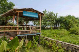 cimaja beach club restaurant java