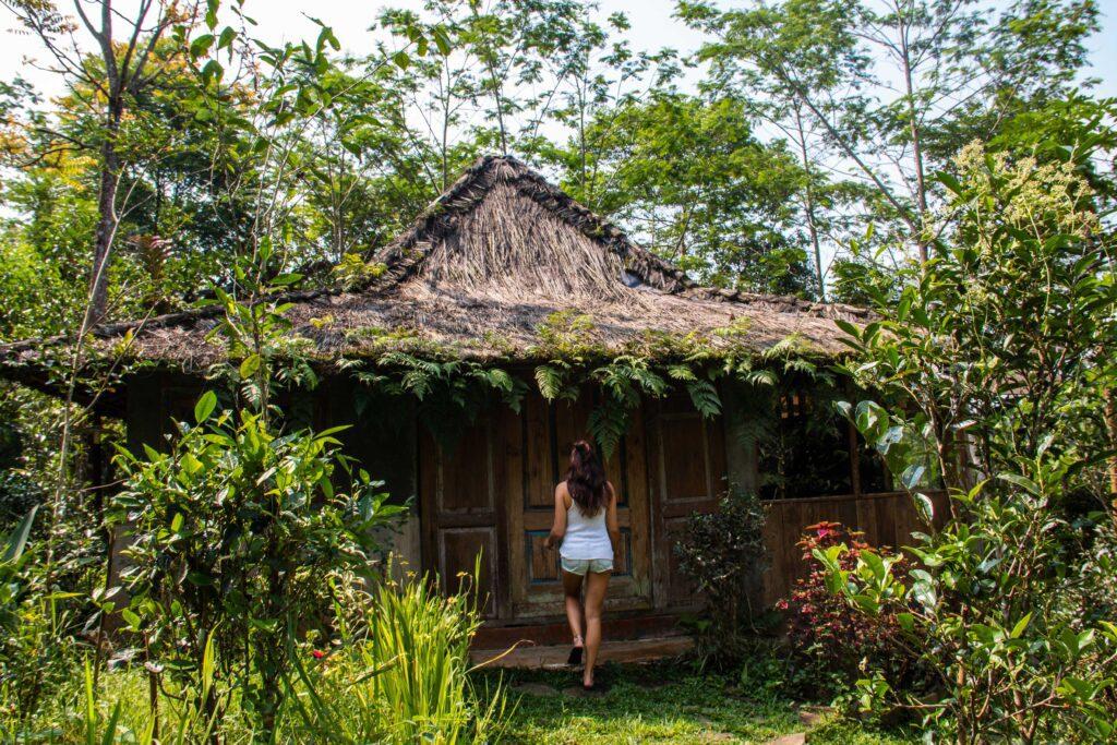 garden lodges ekologica at Portibi farms