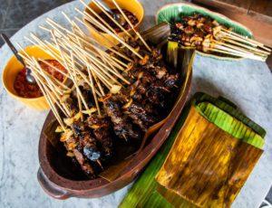 satay food lodges ekologica portibi farms