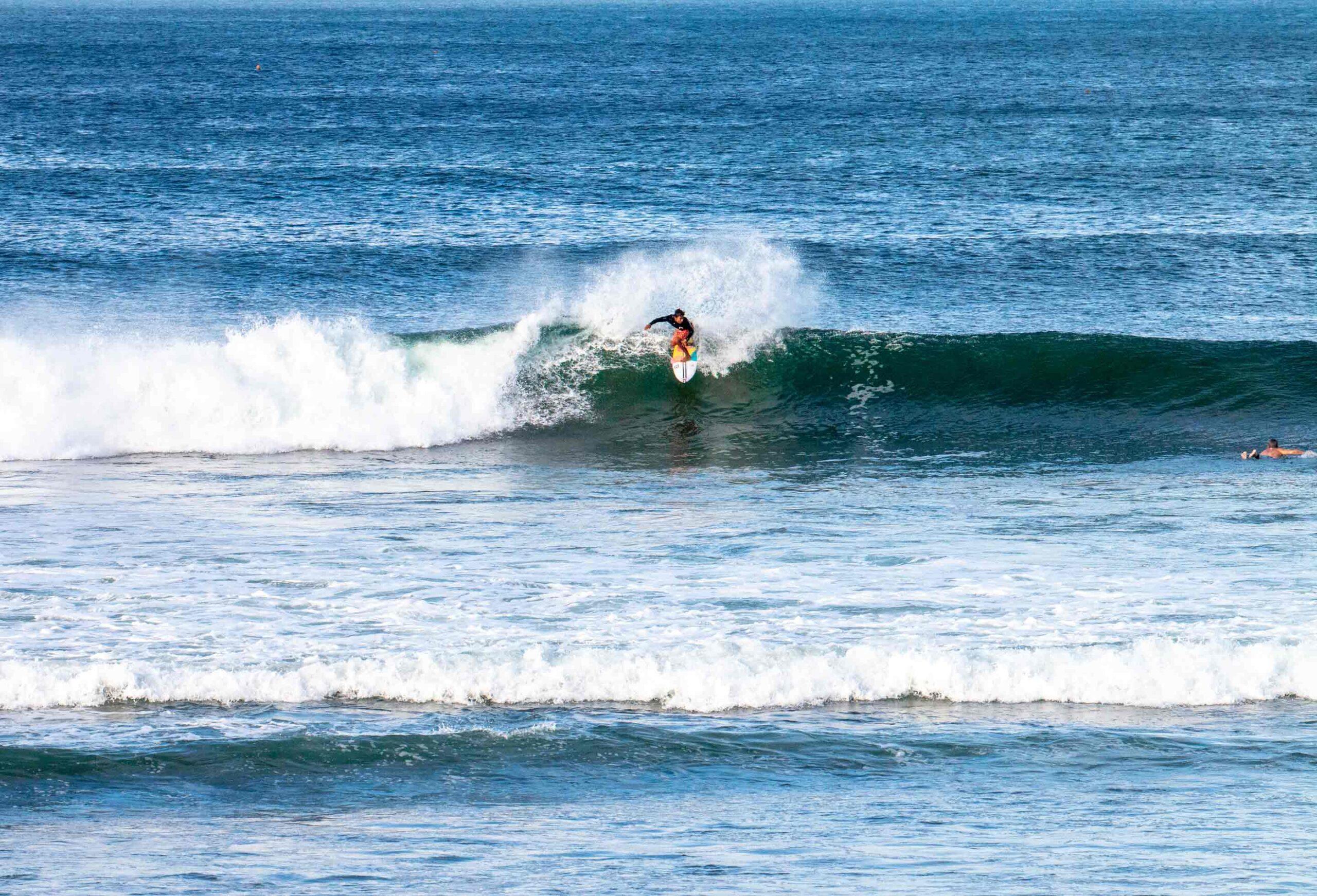 Surfing Southern Nicaragua