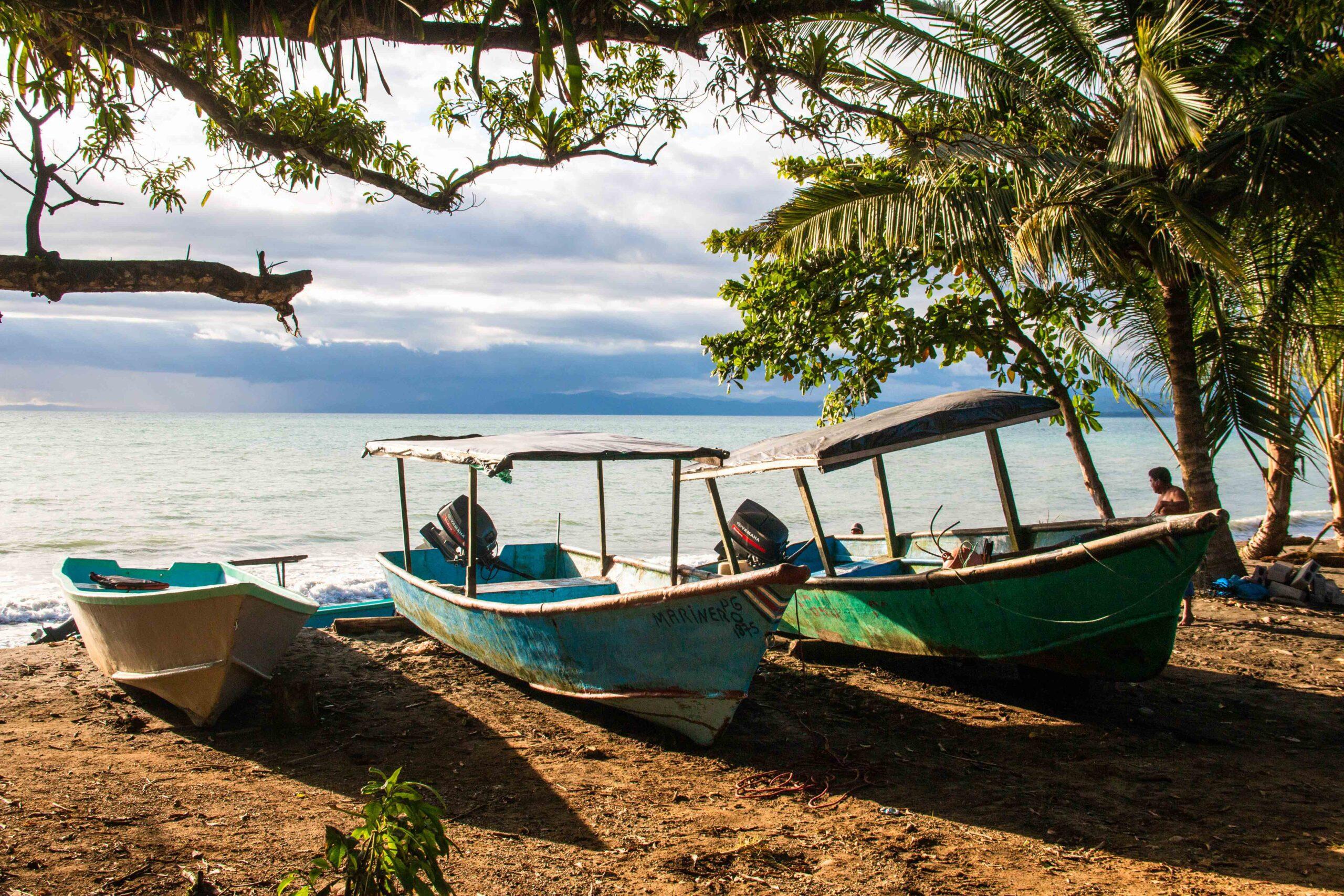 Boat trip to Matapalo Costa Rica