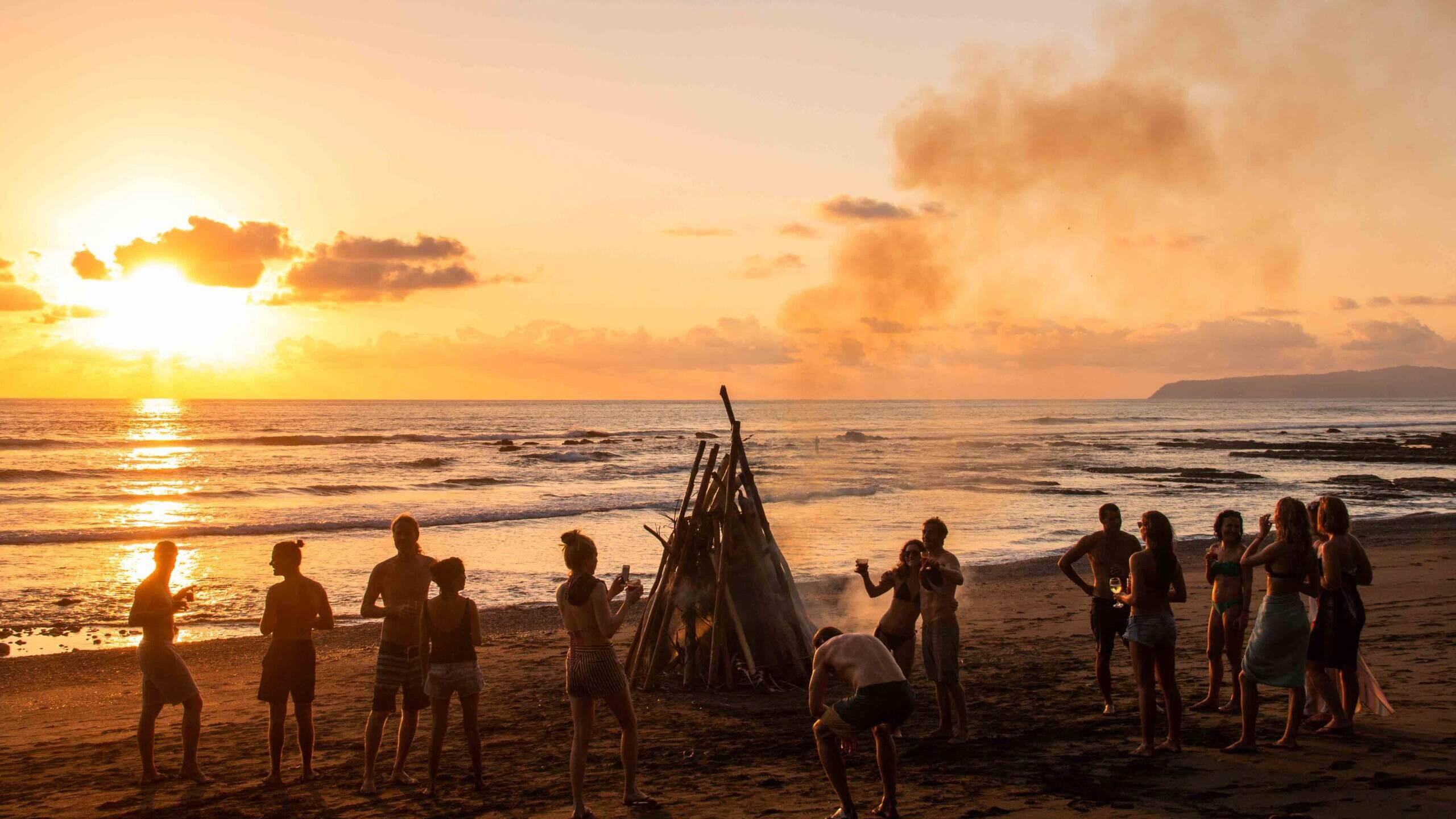 Mokum Surf Club retreat Costa Rica