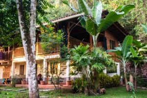 Luxury rooms at Rancho Burica in Costa Rica