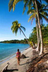 Bocas del Drago beach on Bocas del Toro
