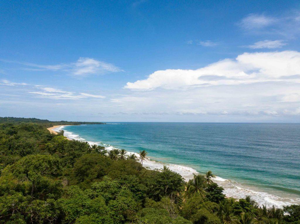 Bluff Beach Bocas del Toro Panama