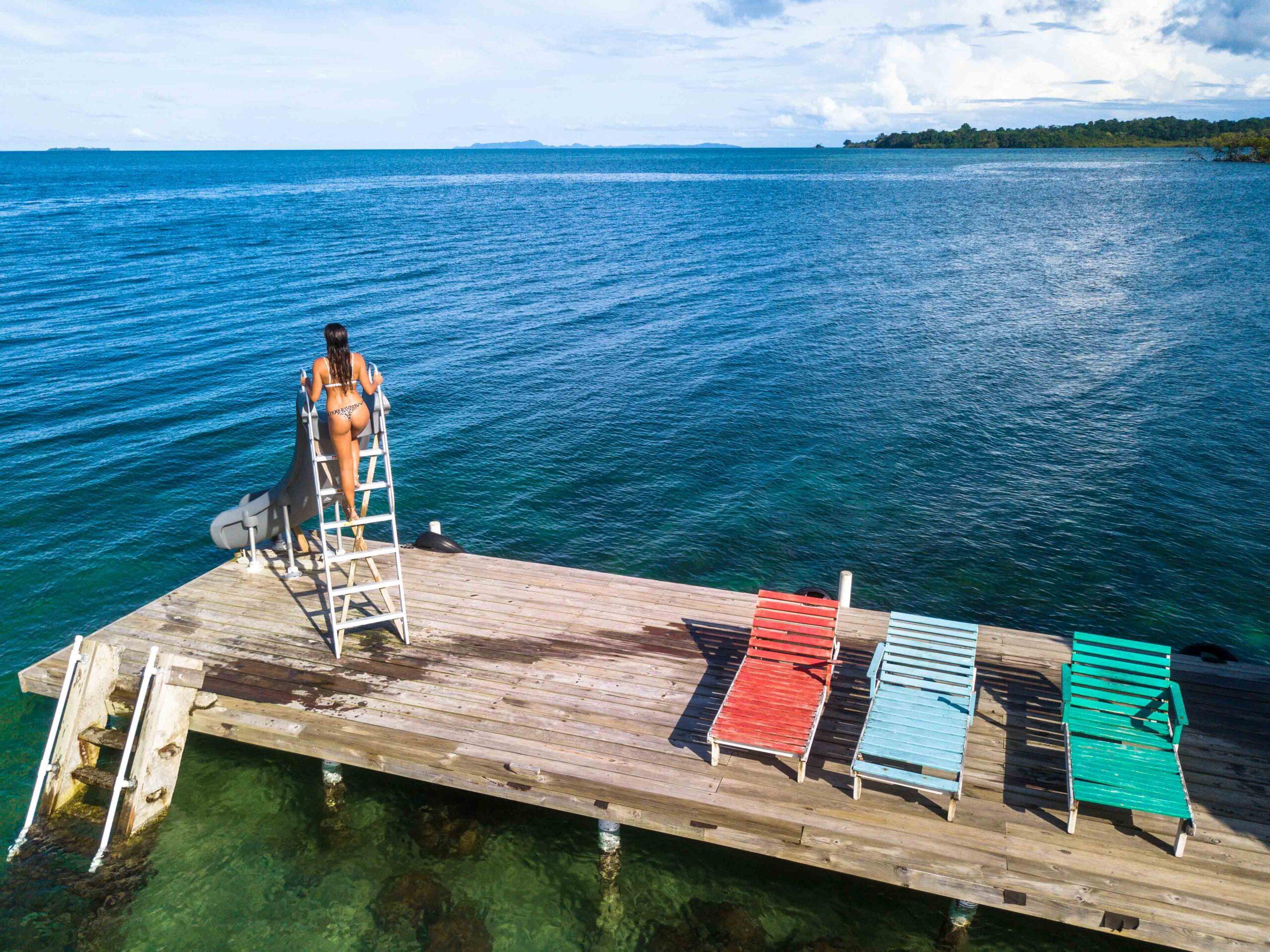 Bocas del Toro Cayo Coral Panama