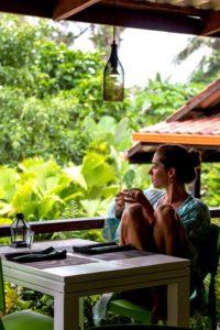 Breakfast at Island Plantation Bocas del Toro